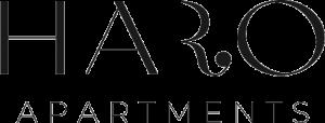 Logotipo Haro Apartments